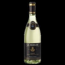 Вино Gavi dei Gavi (Etichetta Nera), 0.75 л., 2015 г. (s)