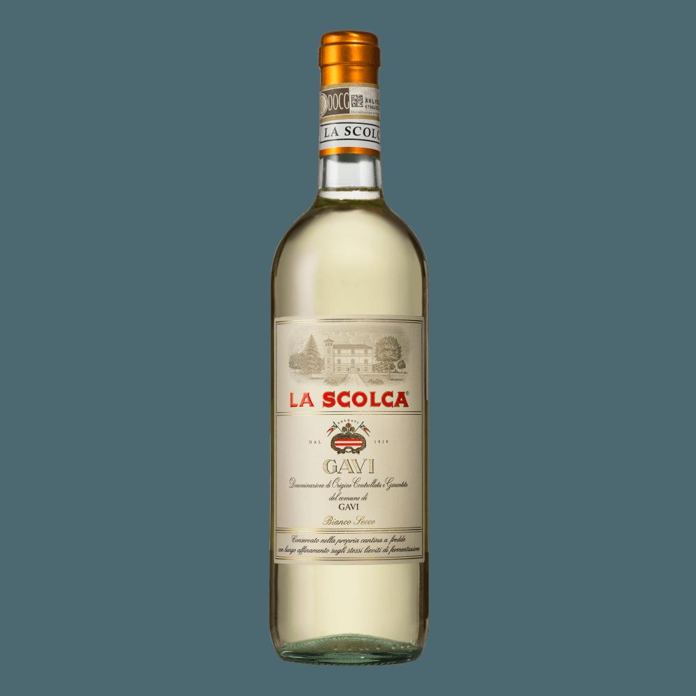 Вино Gavi La Scolca, 0.75 л., 2017 г. (s)