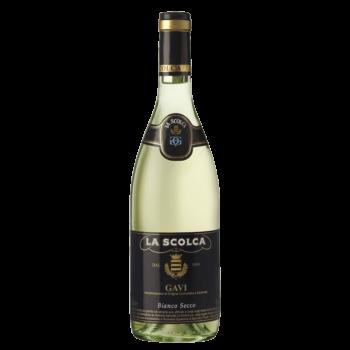 Вино Gavi dei Gavi (Etichetta Nera), 0.75 л., 2017 г. (s)