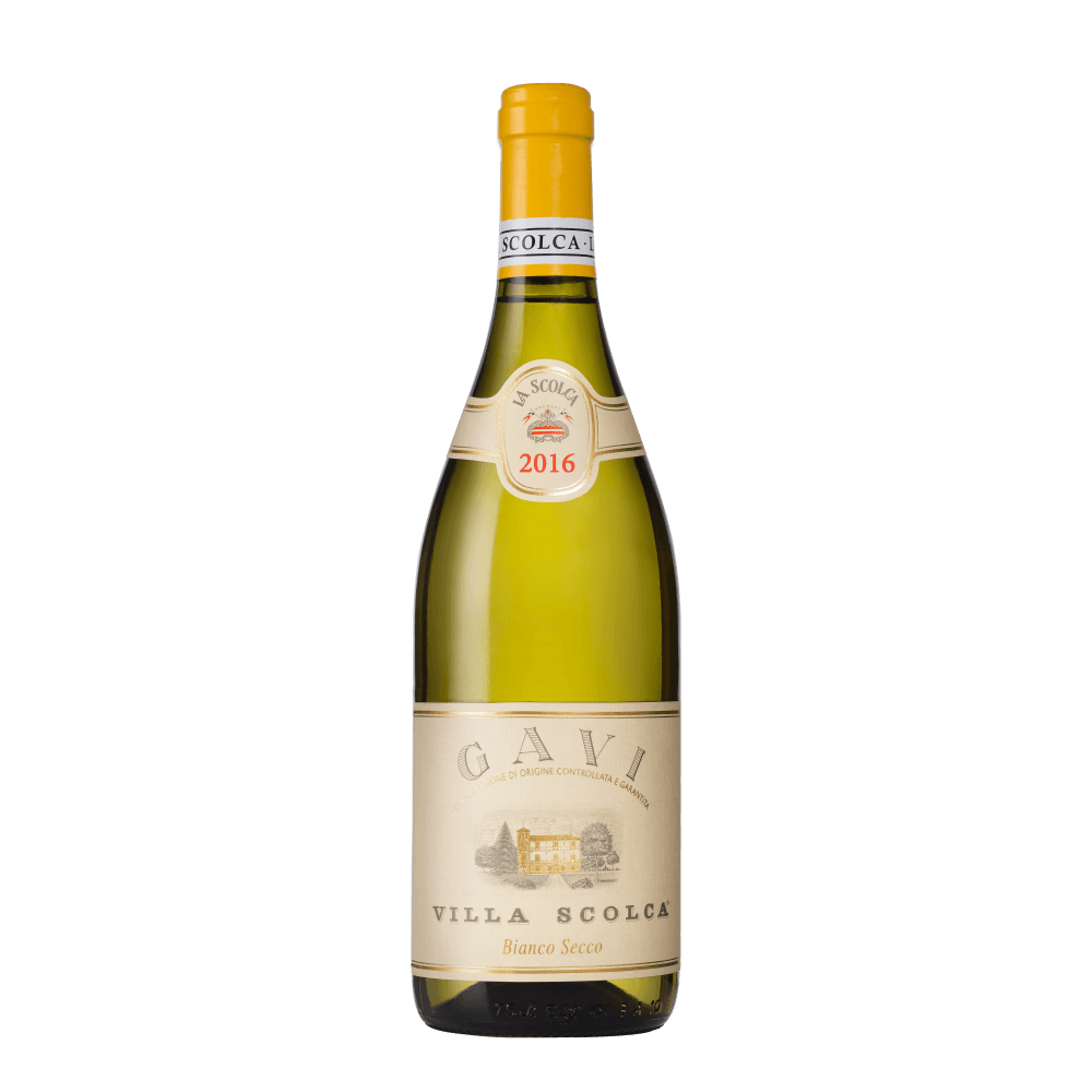 Вино Gavi Villa Scolca, 0.75 л., 2017 г. (s)