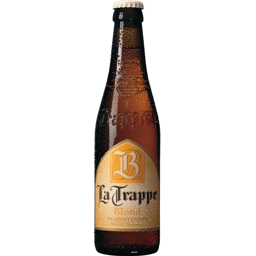 "Пиво ""La Trappe"" Blond, 0.33 л. (6.5%)"