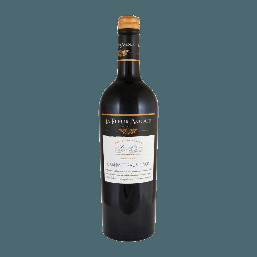 Вино La Fleur Amour Cabernet Sauvignon IGP (красное, сухое) 0,75л