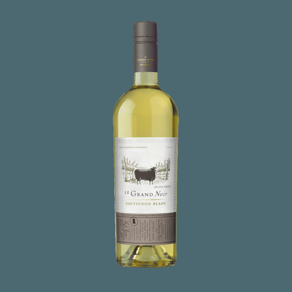 Вино Le Grand Noir Sauvignon Blanc, 0.75 л., 2017 г. (s)