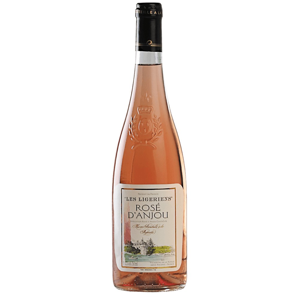 "Вино Rose d'Anjou ""Les Ligeriens"", 0.75 л., 2016 г. (s)"