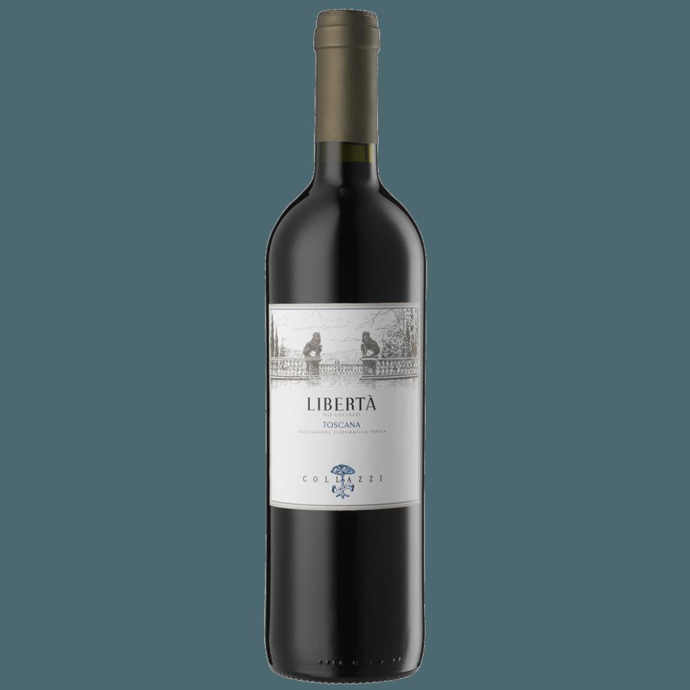 Вино Liberta, 0.75 л., 2015 г. (s)