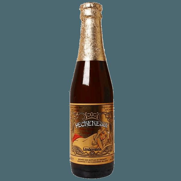 """Пиво """"Lindemans"""" Pecheresse (Линдеманс персик), 0.25 л. (2.5%)"""