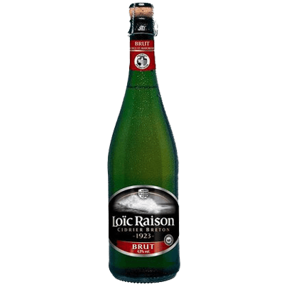 Сидр Loic Raison Brut, 0.75 л. (4,5%)