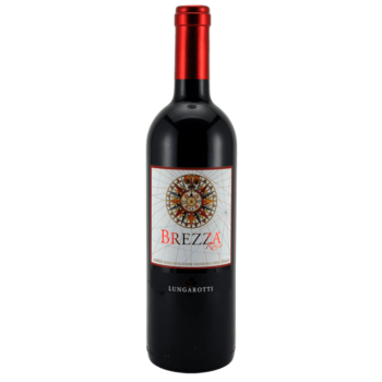 Вино Brezza Rosso, 0.75 л., 2016 г. (s)
