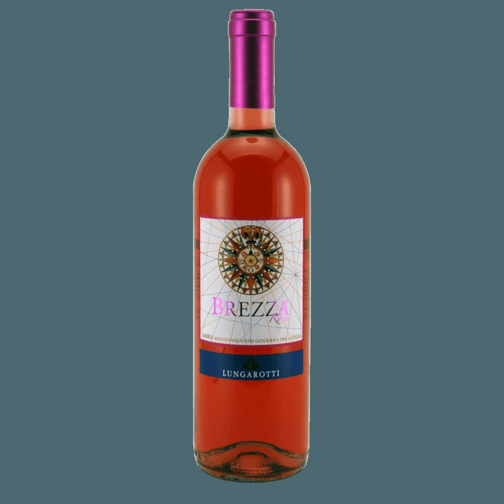 Вино Brezza Rosa, 0.75 л., 2015 г. (s)