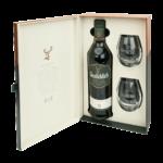 Виски Glenfiddich 12 Years Old, п/у   2 стакана, 0.75 л