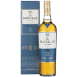 Виски Macallan Fine Oak 12 Years Old, 0.5 л.