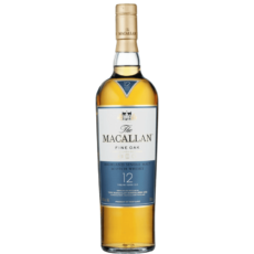 Виски Macallan Fine Oak 12 Years Old, 1.75 л.