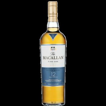 Виски Macallan Fine Oak 12 Years Old, 1.75 л.