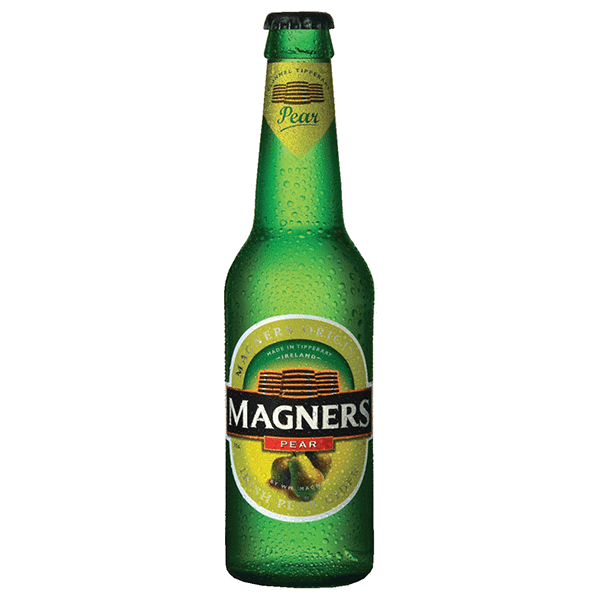 Сидр MAGNERS грушевый полусладкий 0,33л (4,5%)