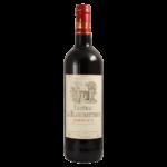 Вино Chateau la Blanchetterie (Bordeaux), 0.75 л., 2014 г. (s)