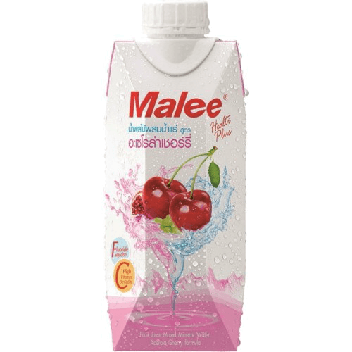 Сок Malee «Healty Plus» Вишня 0,33