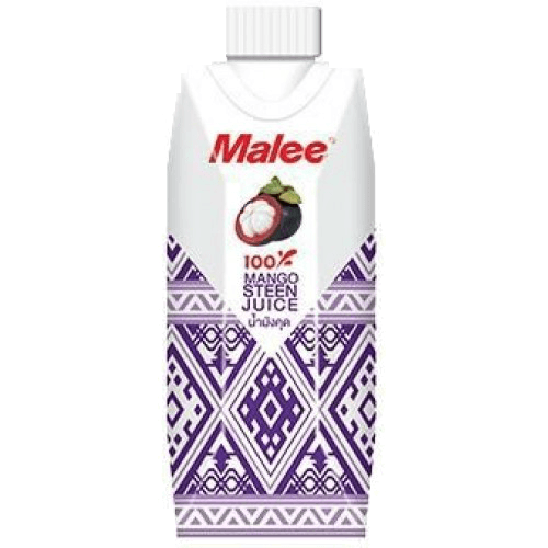 """Сок """"Malee"""" Mangosteen Mixed Pomegranate and Red grape Juice, 0.33 л."""