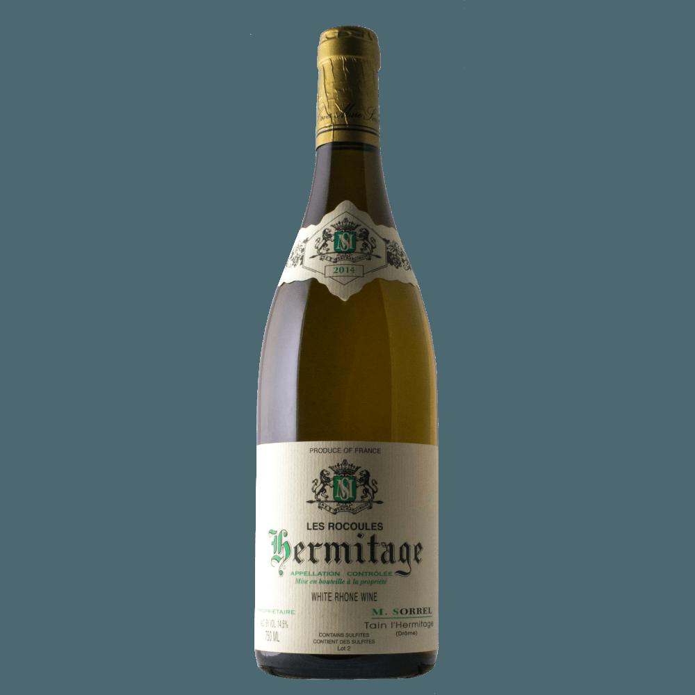"""Вино Hermitage """"Les Rocoules"""", 0.75 л., 2011 г. (s)"""