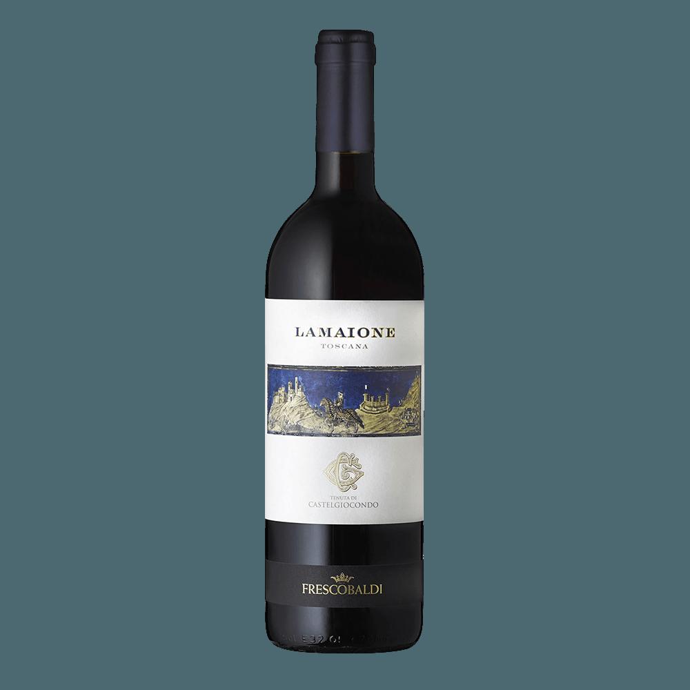 Вино Lamaione, 0.75 л., 2012 г. (s)