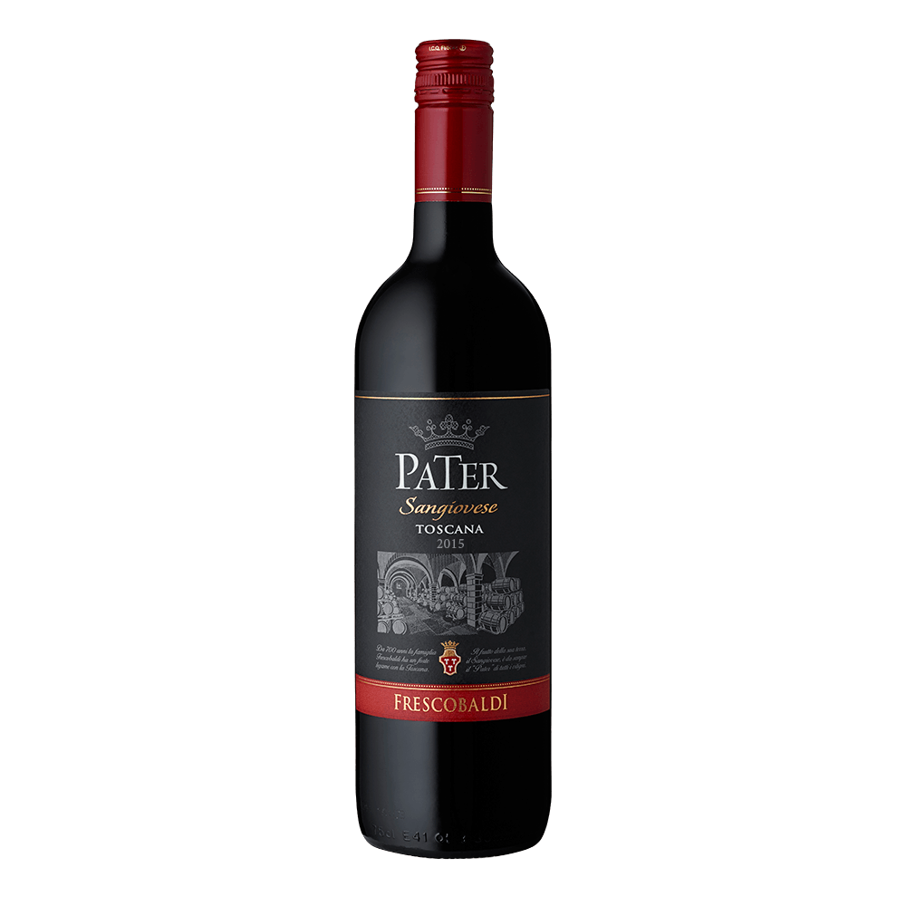 Вино Pater, 0.75 л., 2015 г. (s)