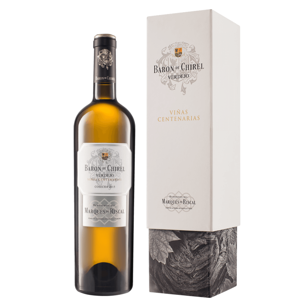 Вино Baron de Chirel Blanco, 0.75 л., 2015 г. (s)