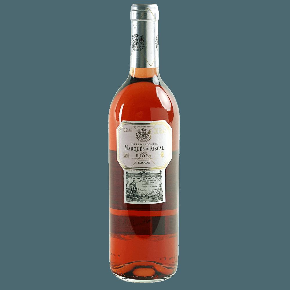 Вино Marques de Riscal Rosado, 0.75 л., 2016 г. (s)