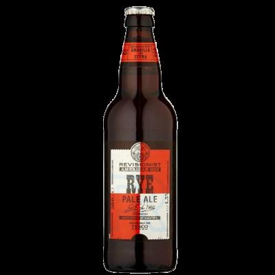 """Пиво """"Marston's"""" Revisionist Rye Pale Ale, 0.5 л. (4.3%)"""
