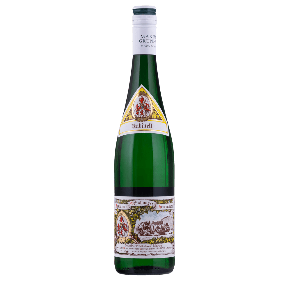 Вино Riesling Herrenberg Kabinett, 0.75 л., 2014 г. (s)