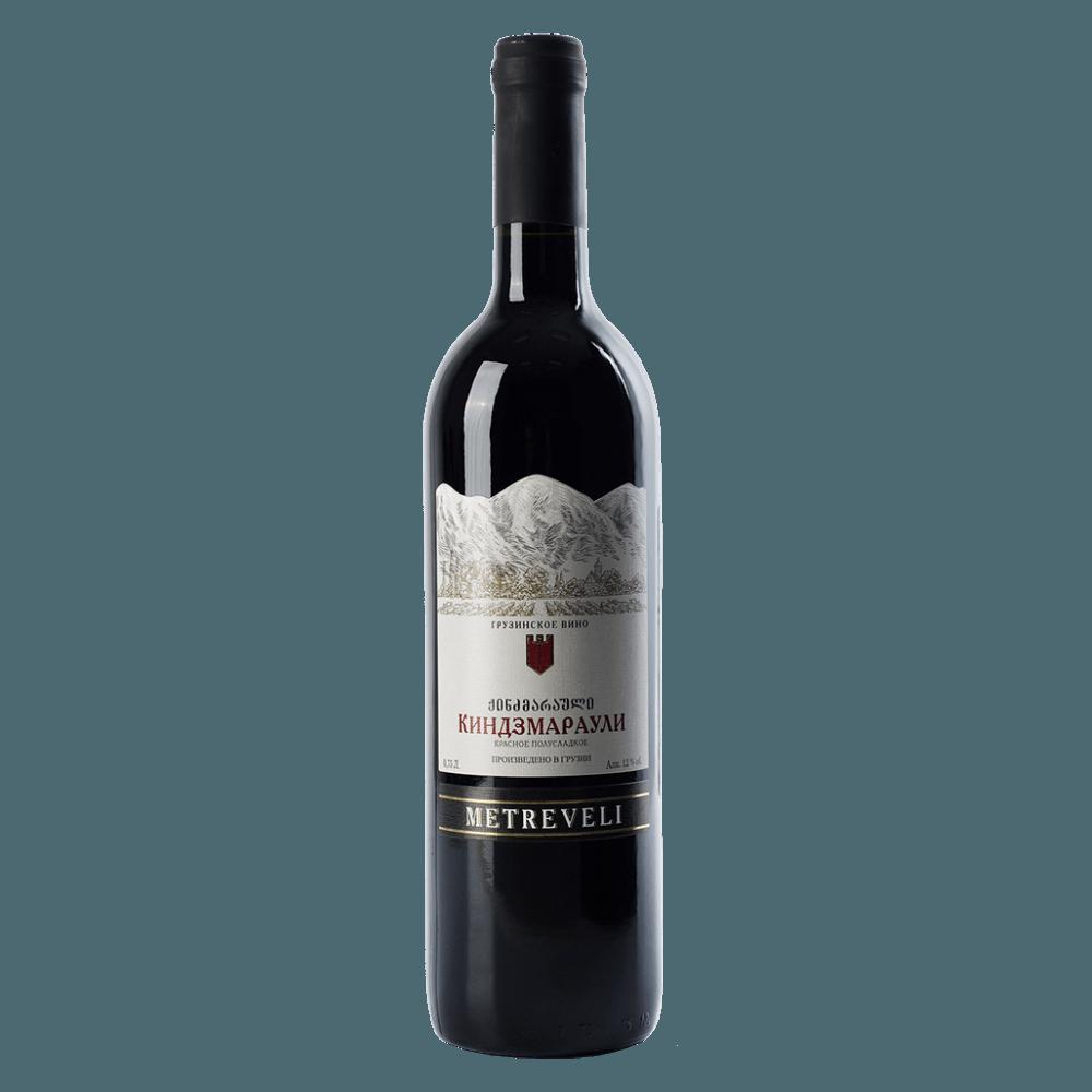 Вино Kindzmarauli, 0.75 л., 2016 г. (s)