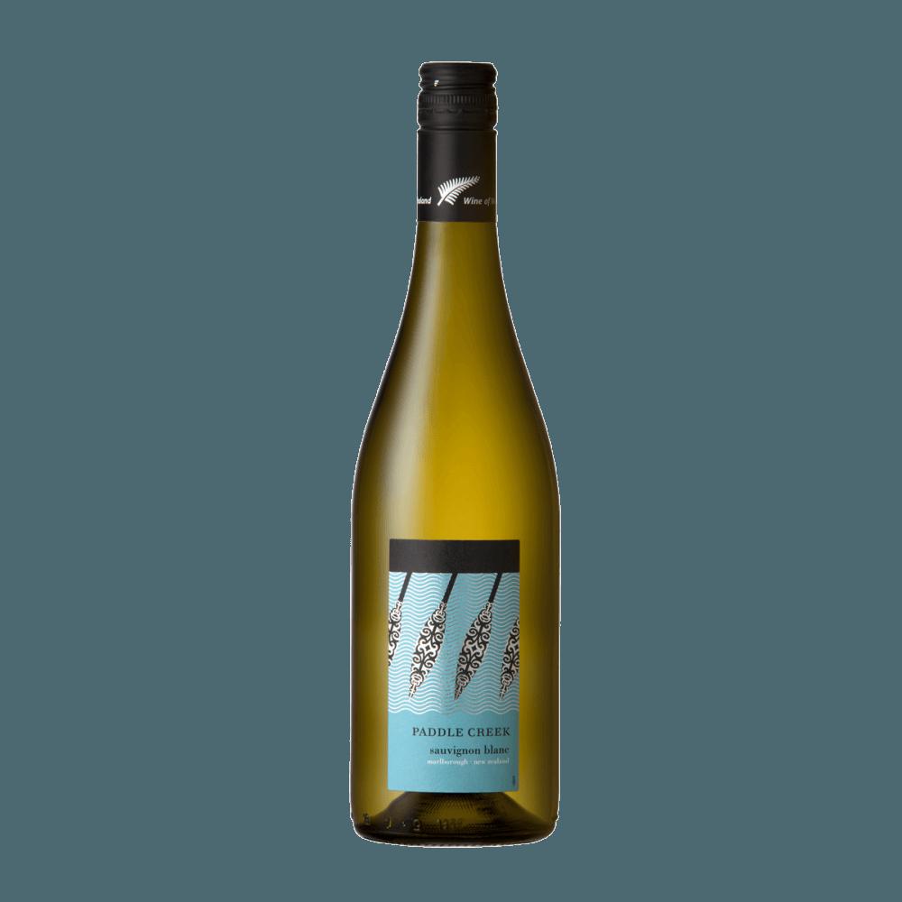 Вино Paddle Creek Sauvignon Blanc, 0.75 л., 2017 г. (s)