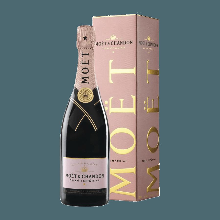Шампанское Moët & Chandon Brut Imperial Rose, 0.75 л