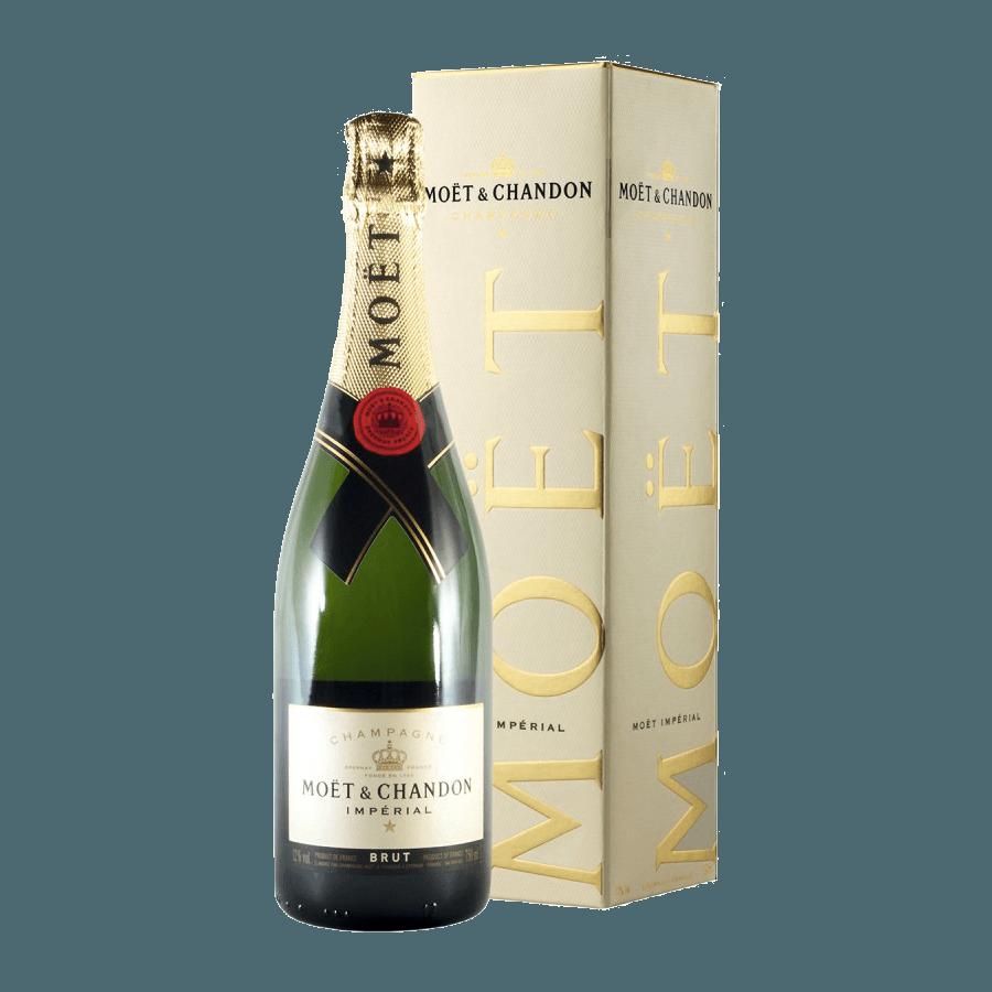 Шампанское Moët & Chandon Imperial, 0.75 л.