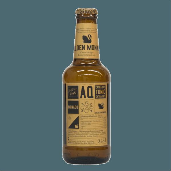 Газированный напиток «Golden Monaco» с хинином, 230 мл