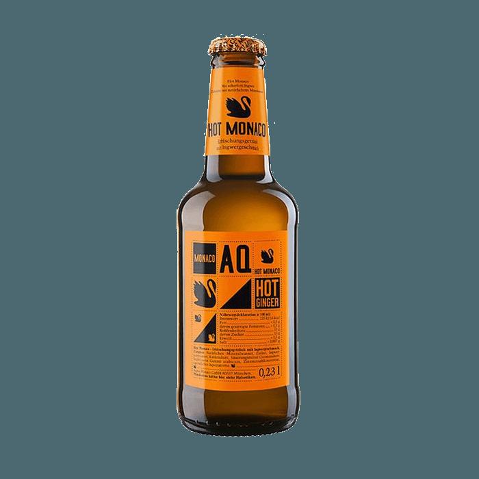 Газированный напиток «Hot Monaco» острый имбирь, 230 мл
