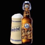 "Пиво ""Mönchshof"" Kellerbier, 0.5 л. (5.4%)"