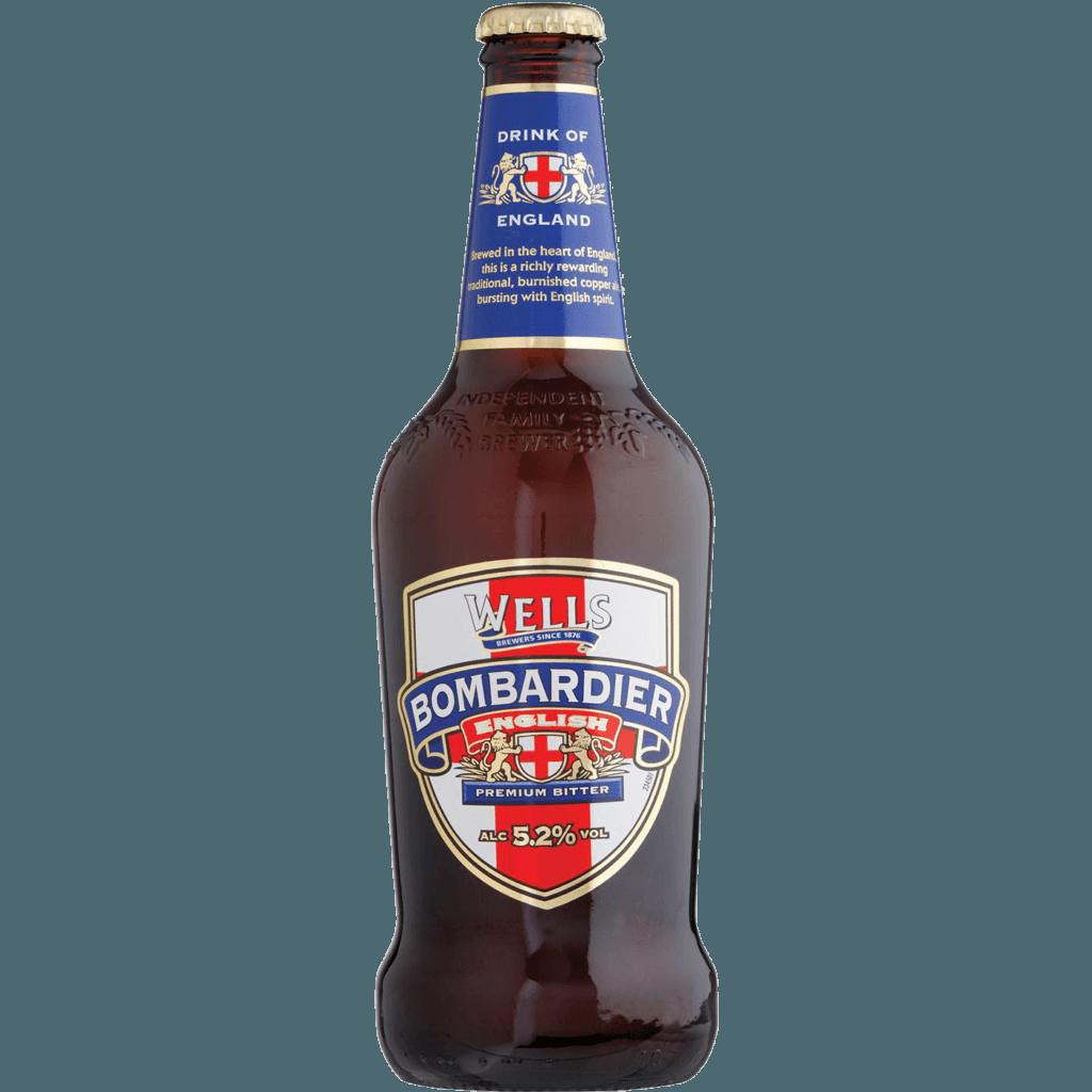"""Пиво """"Bombardier"""", 0.5 л., (5,2%)"""