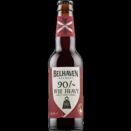"Пиво ""Белхевен"" Вии Хэви 90 Шиллингов, 0.33 л."