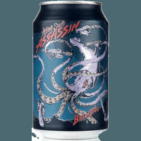"""Крафтовое пиво """"BrewDog"""" Albino Squid Assasin, 0.33 л."""