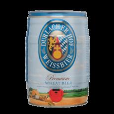 "Пиво ""Дурлашер Хефевайсбир Хелл"", 5.0 л. (5.3%)"