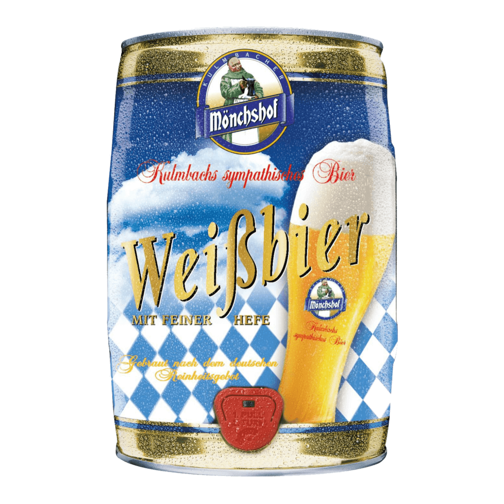 "Пиво ""Monchshof Weissebier"", (алк 5,4%)"