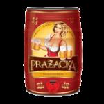 """Пиво """"Prazacka"""", 5.0 л. (4,0%)"""