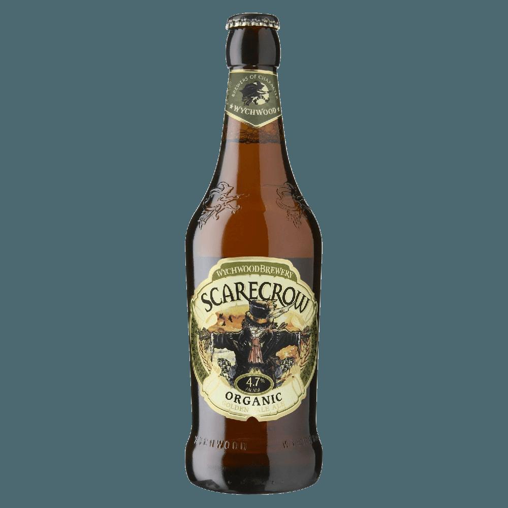 """Пиво """"Вичвуд"""" ScareCrow, 0.5 л. (4.7%)"""