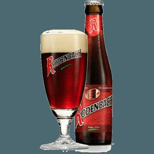 """Пиво """"Rodenbach"""", 0.33 л. (5.2%)"""
