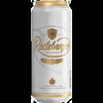 """Пиво """"Radeberger"""", 0.5 л. (4,8%)"""