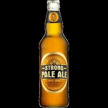 """Пиво """"Marston's"""" Strong Pale Ale, 0.5 л. (5.2%)"""
