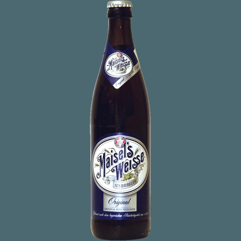 """Пиво """"Maisels Weisse"""" Original, пшеничное светлое, 0.5 л. (5.2%)"""