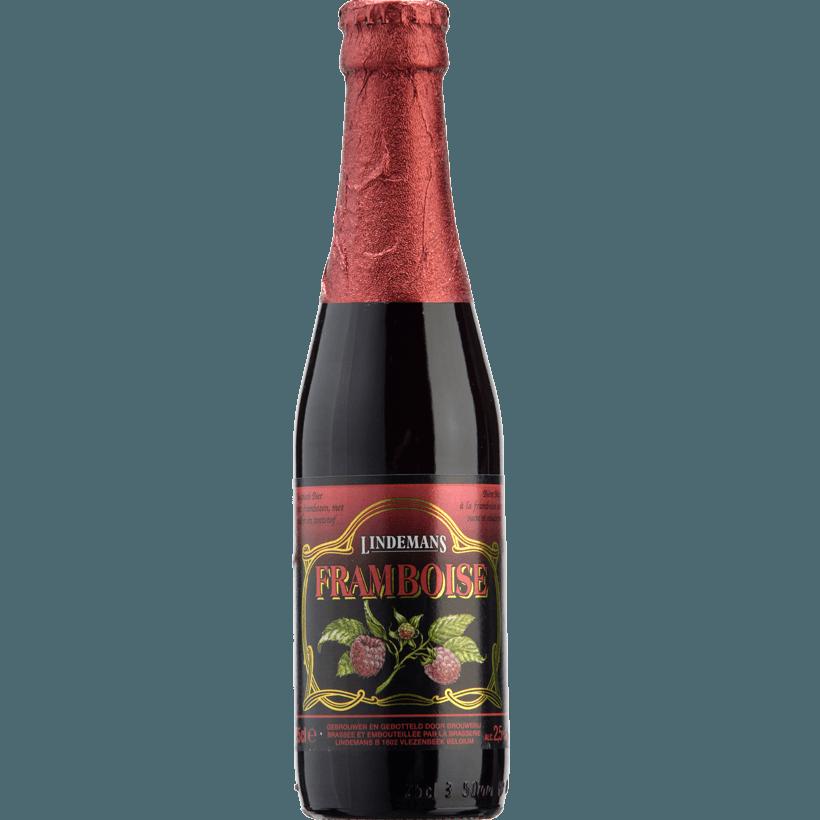 """Пиво """"Lindemans"""", Малина, 0.25 л. (3.5 %)"""