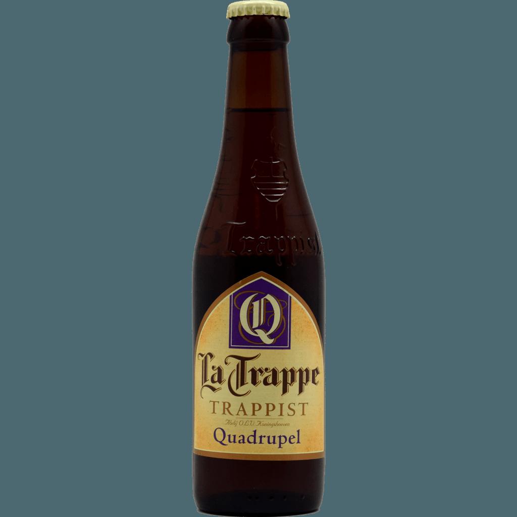 "Пиво ""La Trappe"" Quadrupel, 0.33 л. (10.0%)"