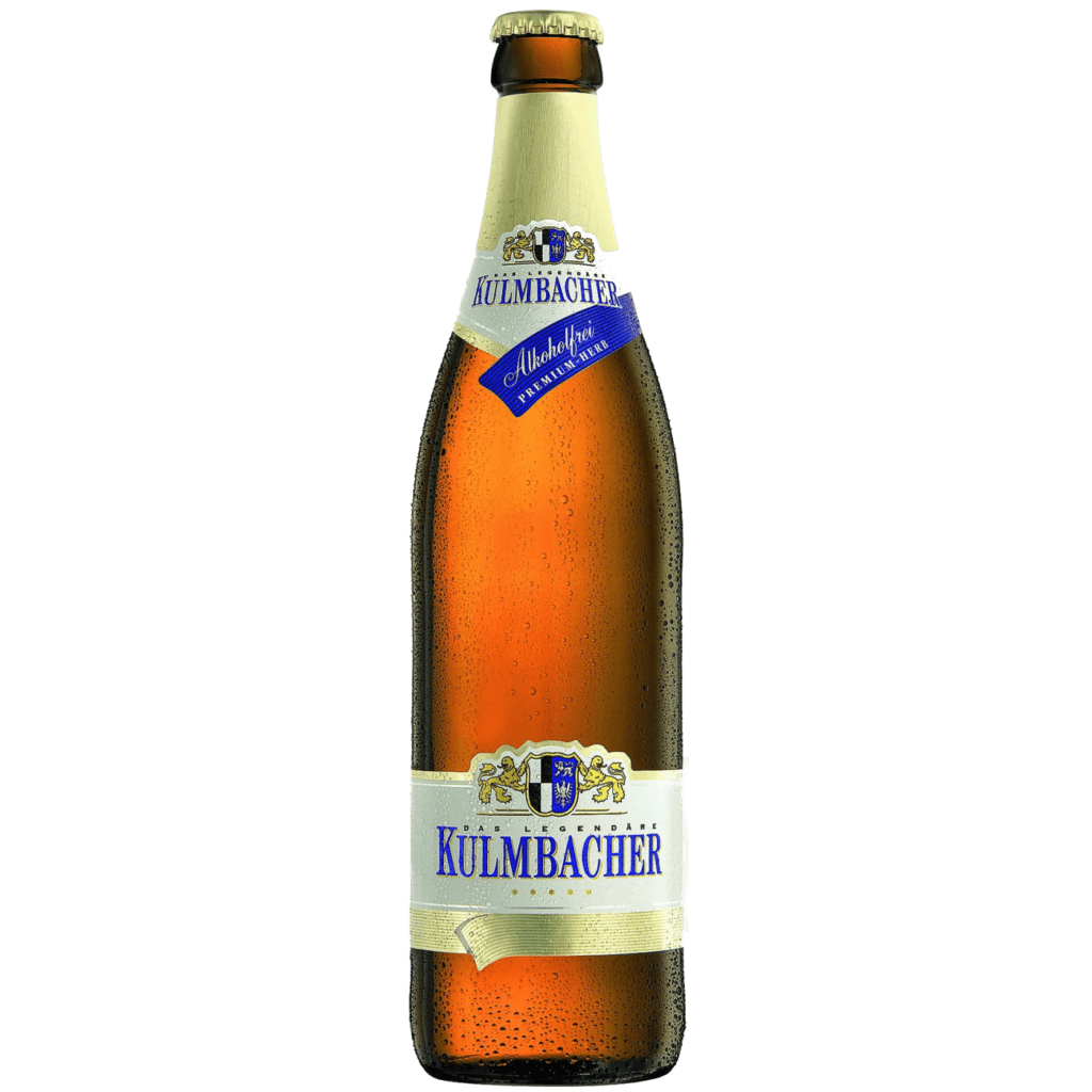 "Пиво ""Kulmbacher"" Alkoholfrei, 0.5 л. (0.0%)"