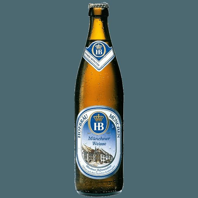 """Пиво """"Hofbrau"""" Munchner Weisse, 0.5 л"""